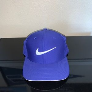 Nike Golf Hat Blue